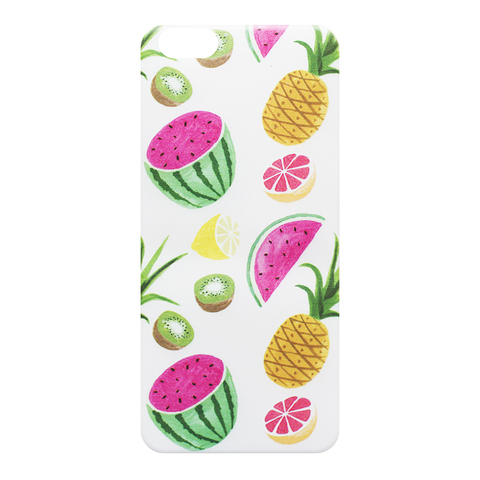 Чехол на IPhone 6/6S Fruits