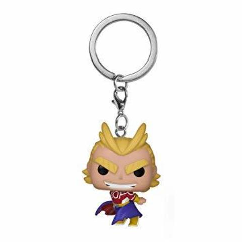 Брелок Всемогущий || My Hero Academia POP! Keychain All Might