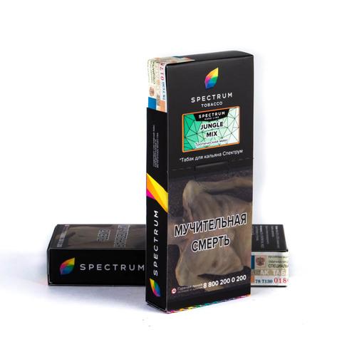 Табак Spectrum Hard line Ice Jungle Mix 100 г
