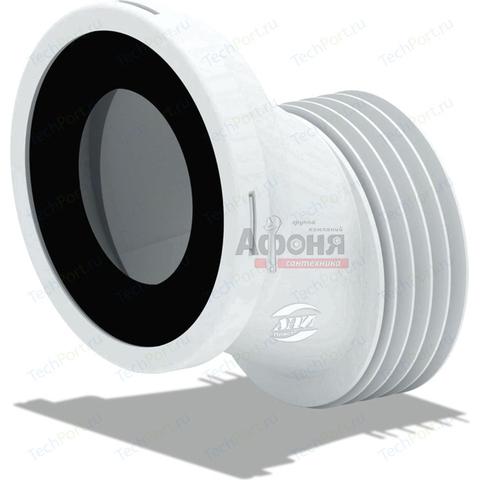 Манжета унитазная жесткая эксц 40 мм W0420 АНИ пласт