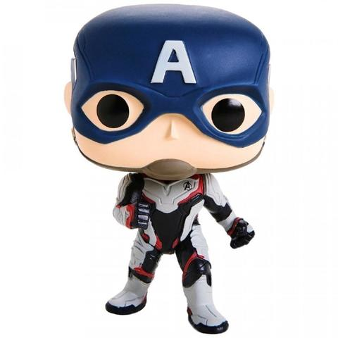 Фигурка Funko POP! Bobble: Marvel: Avengers Endgame: Captain America 36661