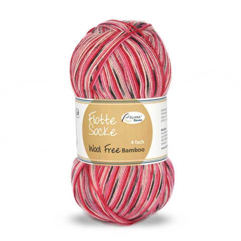 Rellana Flotte Socke Wool Free Bamboo 1421