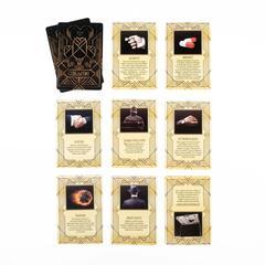 Ролевая игра «Luxury Мафия» с масками, 36 карт,, фото 5