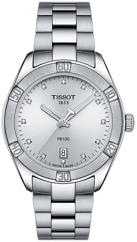 Часы женские Tissot T101.910.11.036.00 T-Lady