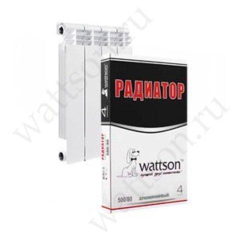 Радиатор AL 500 080 04