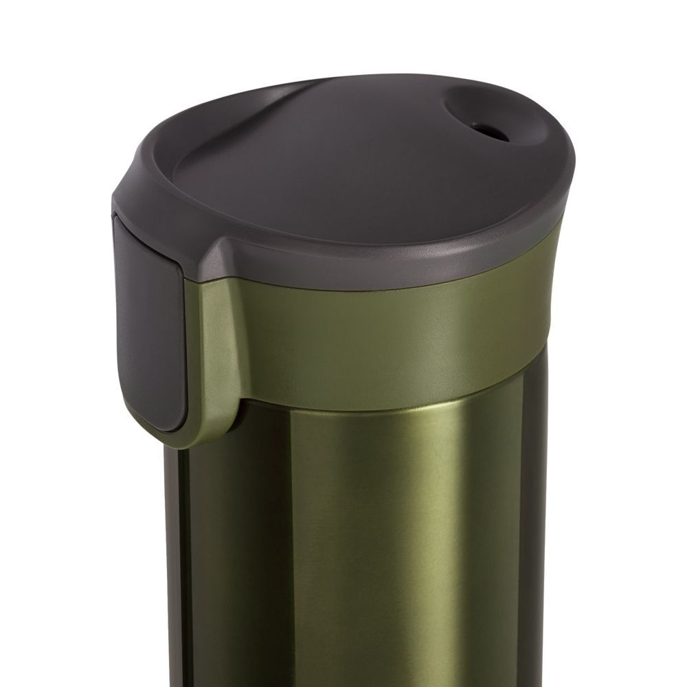 Tralee Travel Mug, green