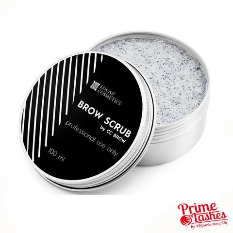 Скраб для бровей CC Brow, 100 мл