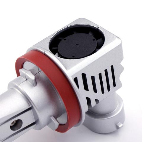 Комплект светодиодных ламп H9 H11 LP-M3, 25W, 2500Lm, 2 шт