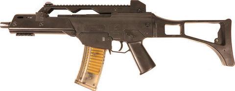 Пистолет-пулемёт страйкбольный пружинный G36 Commando (М-41)