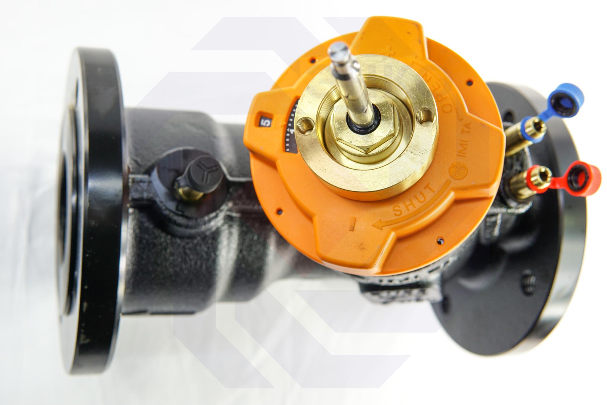 Клапан балансировочный и регулирующий IMI TA-Modulator DN 65