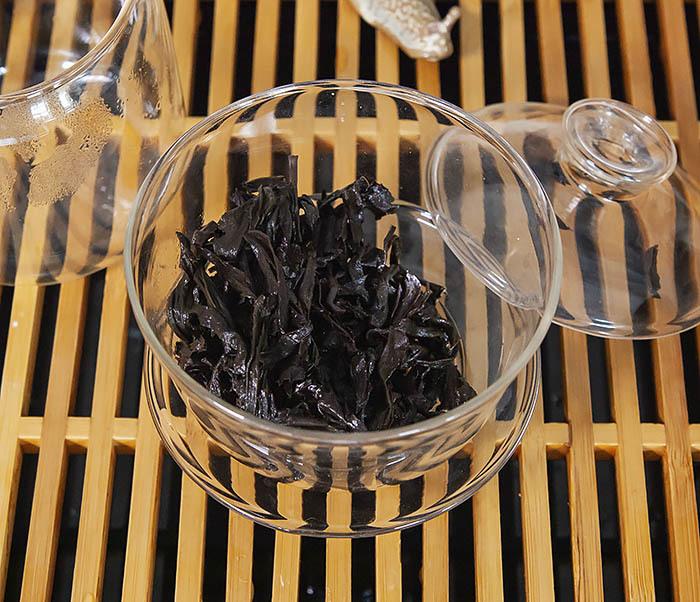 TEA-CH115 Китайский чай «Большой Красный Халат» (Да Хун Пао, сильная обжарка, 50 гр) фото 18