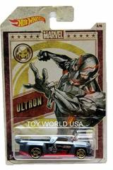 Hot Wheels Marvel Avengers #2 Solid Muscle Ultron