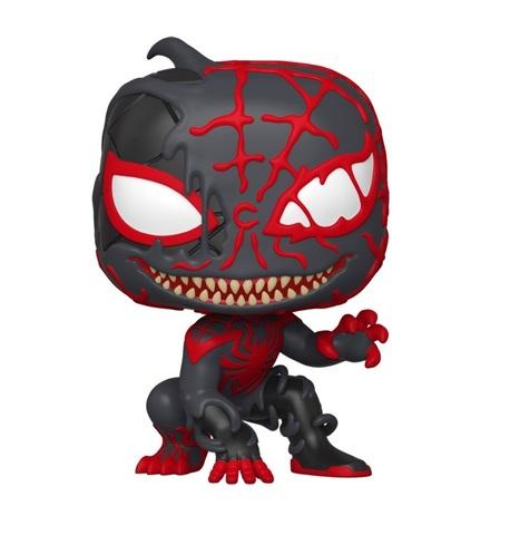 Фигурка Funko POP! Bobble: Marvel: Marvel Venom S3: Miles Morales 46459