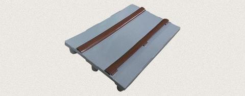 Поддон пластиковый для рулонов 1200х800 мм