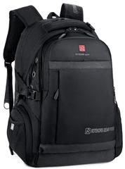 Рюкзак ROTEKORS 9358-17 USB Черный