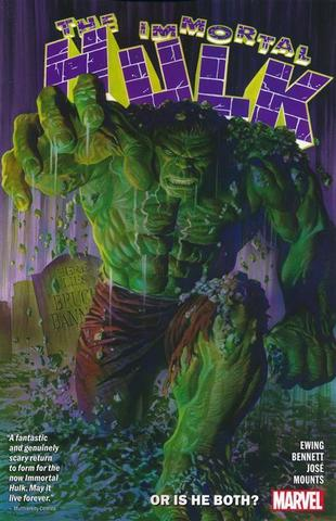 IMMORTAL HULK TP Vol. 1: Or is he Both?