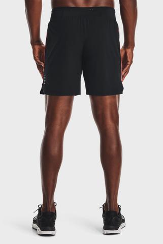 Мужские черные шорты UA SpeedPocket 7'' Short Under Armour
