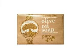 Оливковое мыло натуральное Minoan Life 100 гр