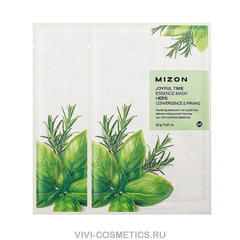 Маска травяная MIZON