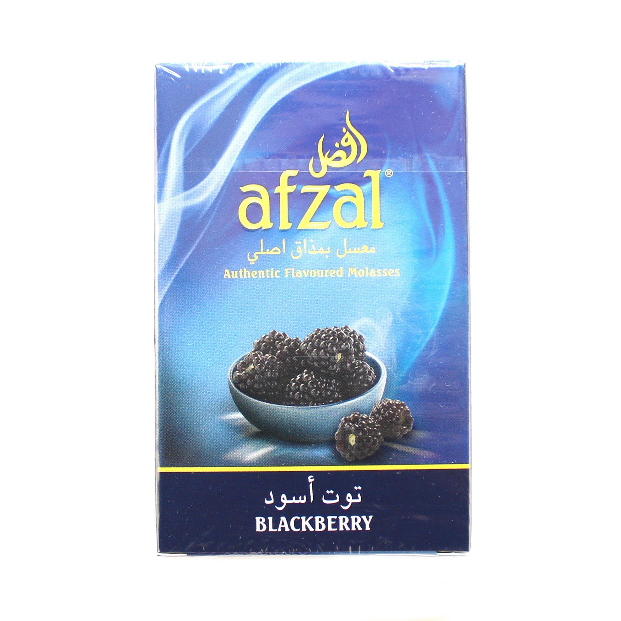 Табак для кальяна Afzal Blackberry 50 гр.