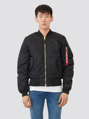 Куртка бомбер Alpha Industries MA-1 Slim Fit/European Fit