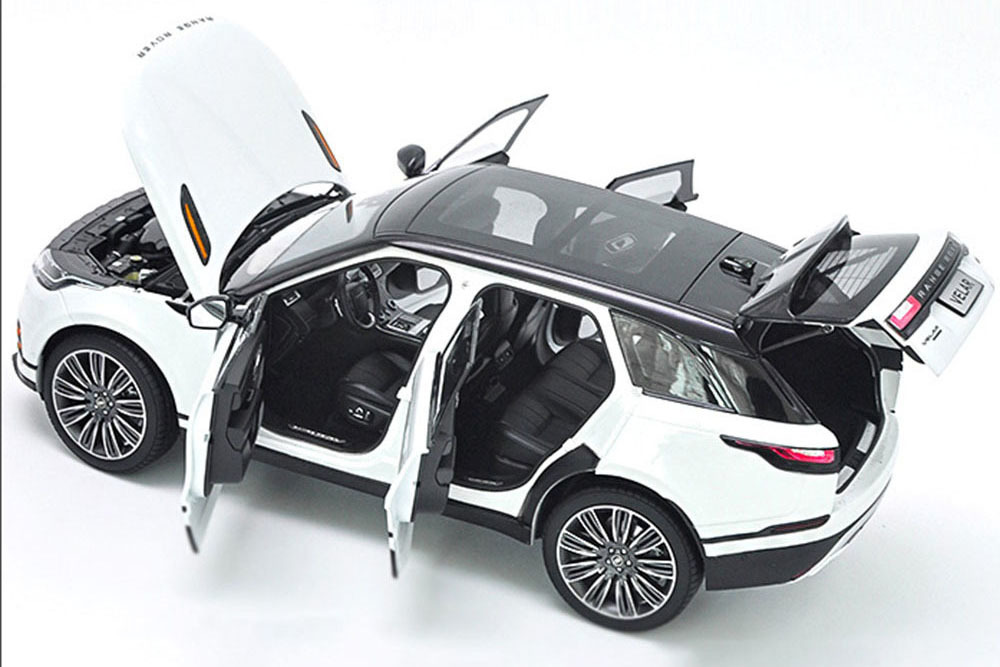 Коллекционная модель RANGE ROVER VELAR 2019 WHITE