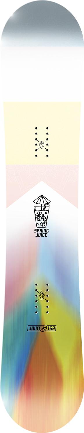 Сноуборд JOINT Spring Juice SNB