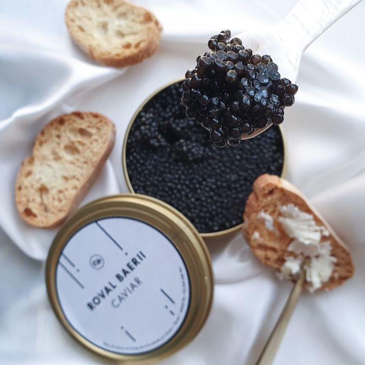 Caviar negro 125gr