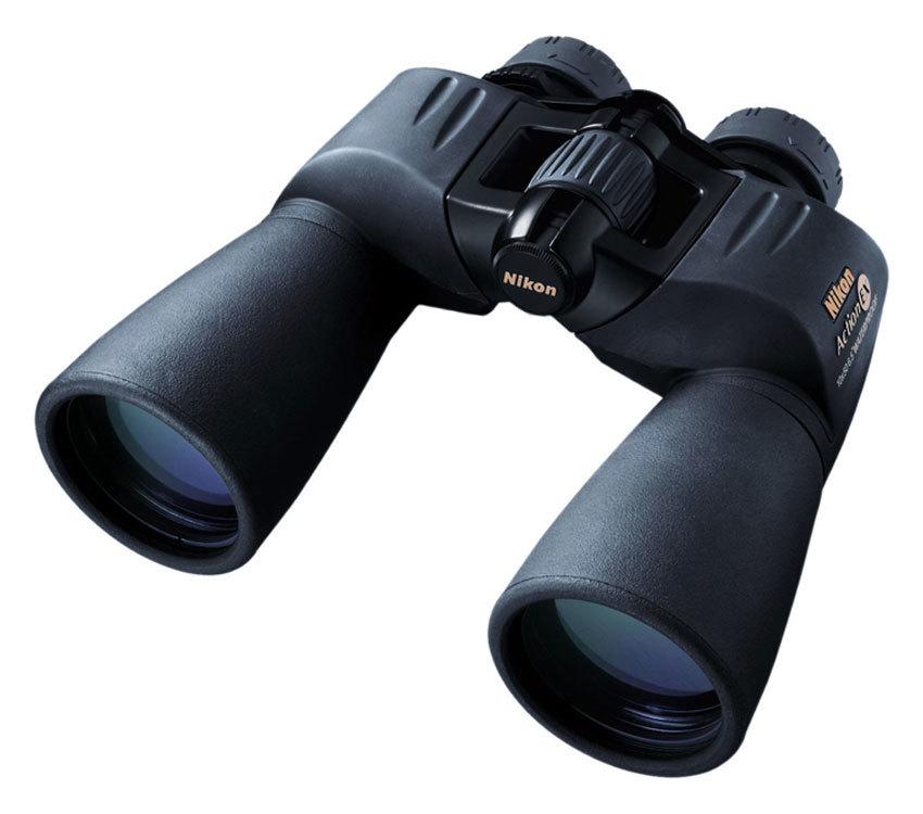 Бинокль Nikon Action EX 10x50 WP - фото 1
