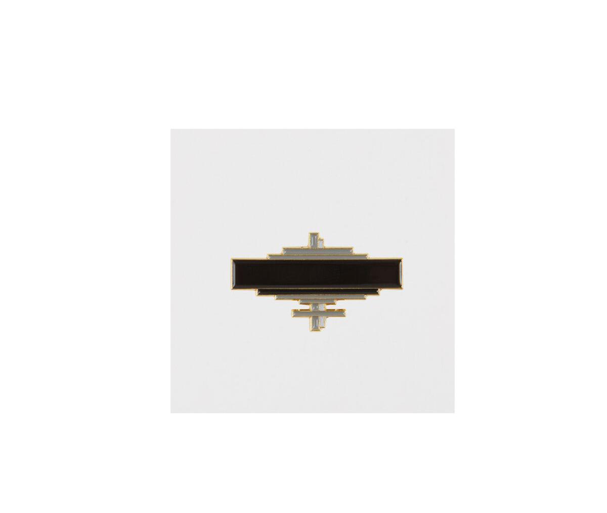 Значок металлический Авангард: Чашник