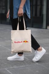 Мужская сумка-шоппер с принтом Астон Мартин (Aston Martin) бежевая 001