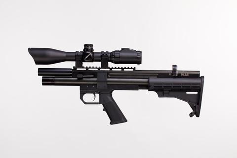 Винтовка пневматическая RAR VL-12 Буллпап калибр 4,5 мм (520мм) ствол Lothar Walther