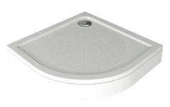 Душевой поддон из литьевого мрамора Bas Эклипс 80x80см. CТ000016434