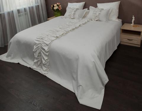 Комплект для спальни  Жозефина светло-серый 7 предметов