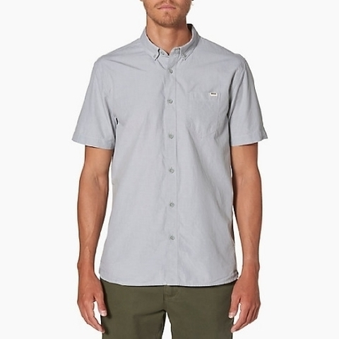 Рубашка REEF Washed Out II S/S