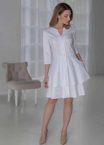 Платье медицинское арт 1010