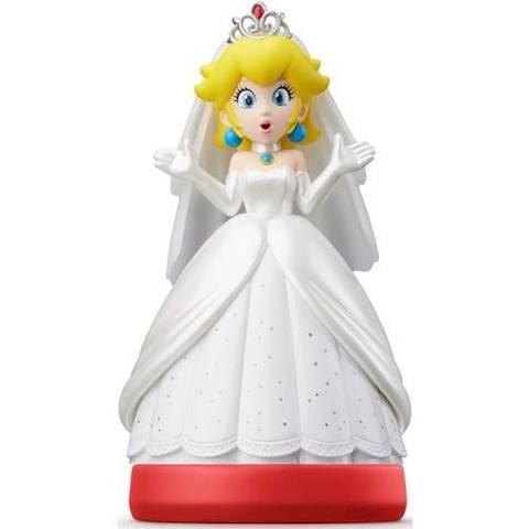 Фигурка Amiibo: Super Mario. Peach Wedding || Пич Свадьба