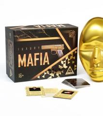 Ролевая игра «Luxury Мафия» с масками, 36 карт,, фото 8