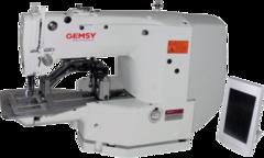 Фото: Закрепочная промышленная швейная машина с сенсорным управлением Gemsy GEM 1965 B