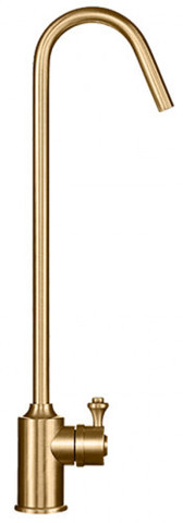 Смеситель для мойки Kuppersberg AMENO KG2614 BRONZE