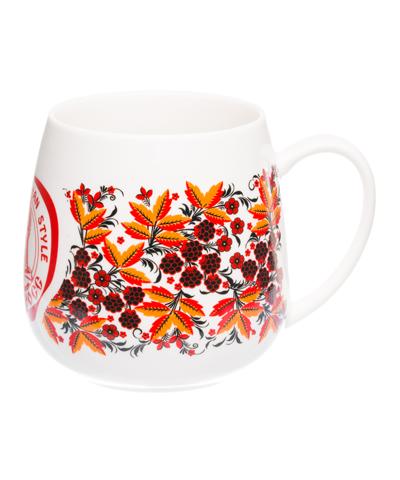 """VELIKOROSS mug """"Ripe blackberry"""""""