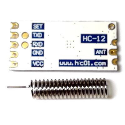 Радиомодуль HC-12 (SI4438)