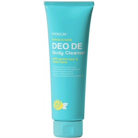 Гель для душа Лимон - мята / Pedison DEO DE Body Cleanser 100 мл