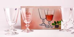 Набор бокалов для вина «Белла», 260мл, фото 7