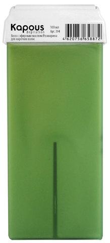Жирорастворимый воск с эфирным маслом Розмарина, 100 мл в картридже Kapous