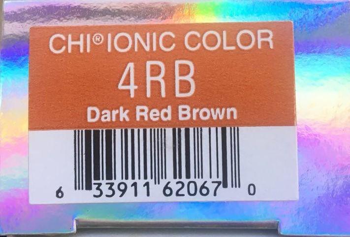 Крем-краска CHI Ионик 4 RB  85 гр