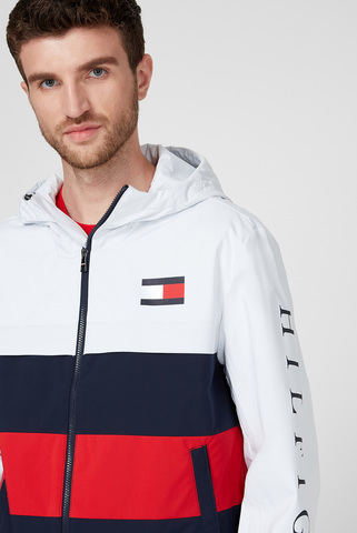 Мужская ветровка COLOURBLOCK HOODED Tommy Hilfiger