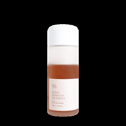 Веганская крем-эссенция с чаем комбуча Dr Ceuracle Vegan Kombucha Tea Essence