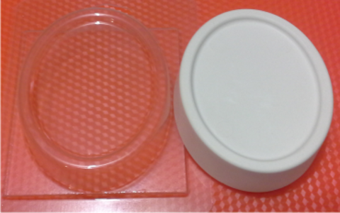 Обод. Форма для мыла пластиковая