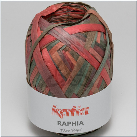 Пряжа Raphia Katia